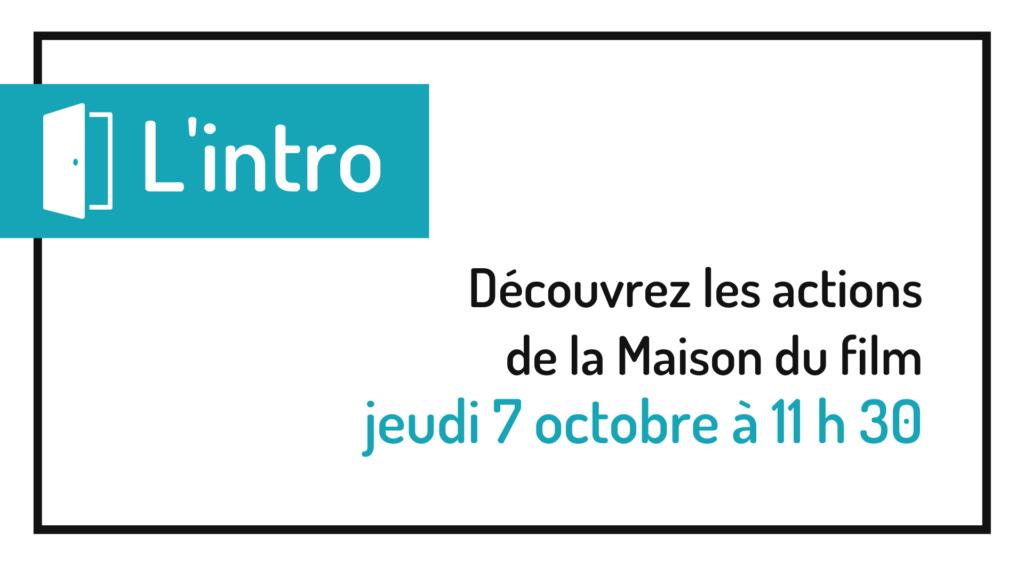 L'INTRO - Octobre